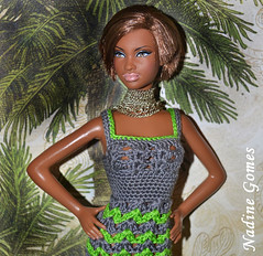 Mbili (Nadine Gomes) Tags: doll barbie collection denim basics aa 002 2011 mbili no08