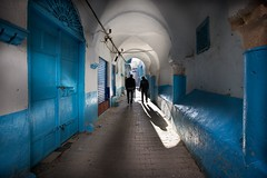 People in Passageways, Medina, Tunis (1) (Michael Foley Photography) Tags: tunisia tunis medina carthage