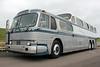130886-UAS576-G.M Scenicruiser-Greyhound. (day 192) Tags: greyhound bus buses gm vintagebus busrally showbus transportshow scenicruiser classicbus preservedbus transportrally longmarsdon gmscenicruiser uas576
