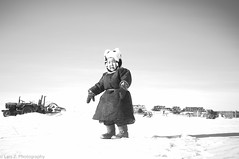(SinoLaZZeR) Tags: life china winter blackandwhite bw snow blackwhite asia fuji photojournalism documentary inner mongolia finepix fujifilm  grassland    ch reportage  mongol mongolian   zhongguo  buryat   yazhou  buryats hulunbuir