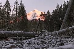 Mt. Hood Escape (NymphoBrainiac) Tags: oregon mthood natalie winterbreak ramonafalls