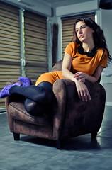 Jamila (syd2014) Tags: portrait woman flash speedlight softbox