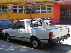 Subaru 1800 MV 4WD 1991 (RL GNZLZ) Tags: 4x4 pickup camionetas subarubrat subaru1800 subaru4wd subarumv