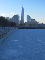 1WTC on Ice #1 (Keith Michael NYC (1 Million+ Views)) Tags: nyc ny newyork manhattan worldtradecenter wtc 1wtc oneworldtradecenter