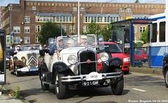 Citron C4 G 1932 (XBXG) Tags: auto old france classic netherlands car amsterdam 1932 vintage french automobile g nederland convertible citron voiture cabrio paysbas ancienne cabriolet c4 stadionplein franaise citronc4 c4g 6923gh
