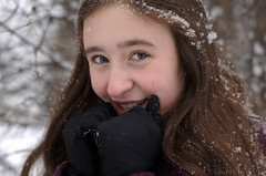Snow secret (Cruise93) Tags: winter portrait woman snow game cold cute nature public girl beautiful beauty smile weather smiling female youth scarf season fun outside happy student pretty play purple natural expression secret coat young longhair teen gloves friendly teenager snowing positive brunette browneyes joyful playful handsup youngwoman caucasian nomakeup brownhair optimistic delighted highschoolstudent