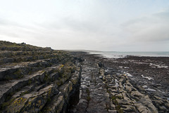 Anfiteatro (Wrinzo) Tags: ocean ireland sea rocks europa europe mare eire atlantic rocce aran aranislands inishmore irlanda countygalway oceanoatlantico isolearan inishmoreisland