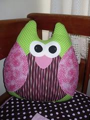 CONJUNTO DE BEBÊ (MariaRê) Tags: quilt susan coruja bebê patchwork cousineau mariarê