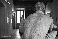 Palazzo Altemps (Roby_wan_kenoby (the only one)) Tags: blackandwhite italy white roma statue italia bn blacknwhite statua bianco bnw biancoenero lazio antiquity antichit palazzoaltemps romanperiod periodoromano