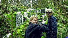 Waterfalls 2 (Mondomac) Tags: film actors modeling models acting movies shooting behindthescenes filmmaking bts onset