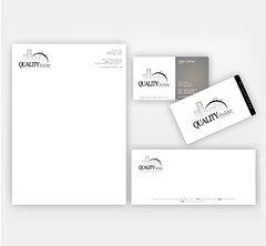 StationeryDesign8 (Logo For Work) Tags: stationery businesscard logo letterheads complimentsslips emailsignatures brandedwallpapers screensavers image creators branding graphic design services