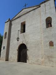 1771 Mission San Gabriel Arcángel, San Diego, Cali (Kevin J. Norman) Tags: usa california spanishmission sandiego sangabrielarcángel