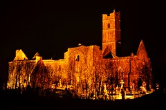 Quin Abbey, Co.Clare (Roger Duff) Tags: quinabbey coclare