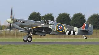 MK356/5J-K  SPITFIRE  BBMF  RAF