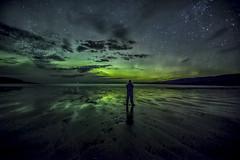 Achnahaird Aurora (bradders29) Tags: achnahaird grahambradshaw aurora beach scotland highland northernlights clouds