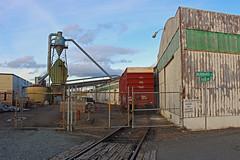 Pasquier Panel Products (Chris City) Tags: train railway railroad spur industry boxcar uprr sumner washington