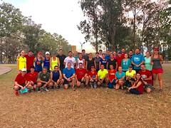 Entrenamiento en la Sabana. #running #run #runners #correcaminos #soycorrecaminos #marathon