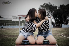 Sân Vận Động (imtanphat.93) Tags: kissme homie friends skatergirl stadium together