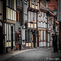 Wernigerode (funtor) Tags: building old architecture city town germany street color light