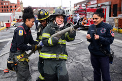 20170401-womens-history-rock-005 (Official New York City Fire Department (FDNY)) Tags: fdny join women history training firefighter
