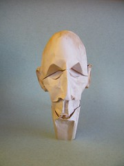 Another skinny guy (Rui.Roda) Tags: origami papiroflexia papierfalten mask masque máscara