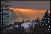 Winter Twilight time . Allons voir un coucher de soleil  . No. 6531. (Izakigur) Tags: lepetitprince ilpiccoloprincipe lac lake winter 2017 twilight nikond700 nikkor nikkor2470f28 myswitzerland musictomyeyes swiss lasuisse laventuresuisse liberty suiza suisia suizo suïssa svizzera switzerland dieschweiz d700 red lacléman orange tal light licht lumière coldplay fixyou topf25 100faves 200faves 250faves 300faves 500faves 750faves 1000faves