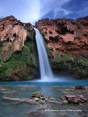IMG_0592 (PrashantVerma) Tags: havasupai supai grand canyon arizona waterfall blue green river water fall canon 6d 16mm landscape scenic