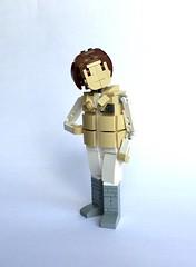 Hoth Leia (Miro78) Tags: lego leia hoth starwars empirestrikesback echobase brickbuilt figure character princess