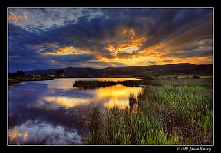 Laketown Sunrise by James Neeley http://flic.kr/p/6GKn4m