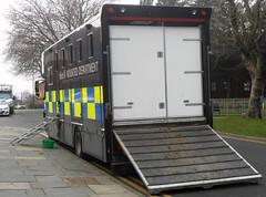 South Yorkshire Police (YH61 TVL) (ferryjammy) Tags: yh61tvl southyorkshire policehorses mounted police