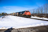 412 (awstott) Tags: 4625 canadiannationalrailway bcrail 2305 bcol train c408m cn locomotive es44dc generalelectric cnr ge carvel alberta canada ca