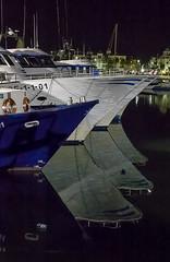 Reflejos en el puerto (dnieper) Tags: reflejos puertopesquero puntadelmoral huelva spain españa