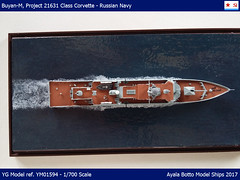 Buyan-M, Project 21631 Class Corvette, Russian Navy (AyalaBotto Model Ships) Tags: modelwarships scale warship scalemodelships ayalabotto modelismo modelismonaval modélismenaval echelle 1700 maquettes navires naval kits maquetas navales guerre guerra war bateaux modeles combat batiment ship navi model modell class classe type klasse corveta corvette corvetta corbeta korvettenklasse korvette korvetklasse stealth ygmodel gwylan resin project 21631 russia russiannavy russische russie пр21631 российский корвет стерегущий