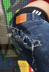 jeansbutt11359 (Tommy Berlin) Tags: men jeans butt ass ars levis