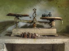 Farm B&J (-JPL-) Tags: urbex urban exploring decay neglected abandoned forgotten weathered rusty rust dust lost found old hdr olympus omd em5ii em5markii 1240mmf28pro farm bj farmbj