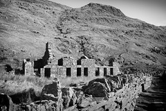 Conglog Slate Quarry (ShrubMonkey (Julian Heritage)) Tags: rhosydd quarry managers house conglog cwmorthin slate disused derelict abandoned forgotten ruin ruined eerie landscape valley wales building secluded isolation mountains snowdonia sonyalpha