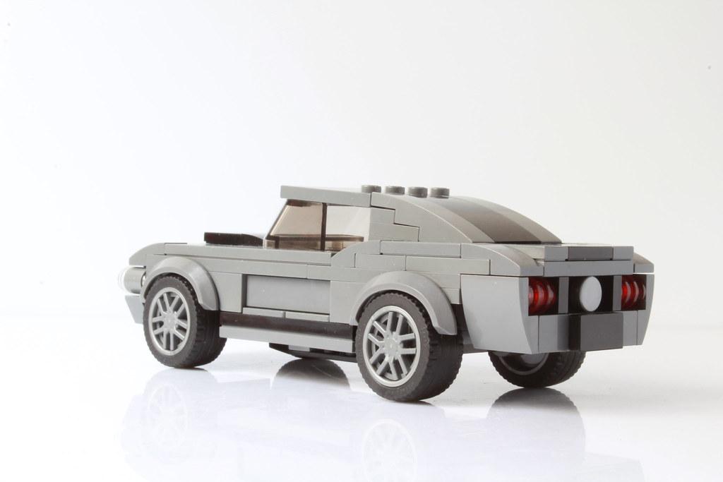 Lego Car Instructions Moc