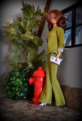 Vintage Petra (pe.kalina) Tags: petra plasty vintage dollhouse diorama roombox miniature doll barbie