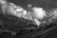 clouds clearing (Arniesra) Tags: switzerland lauterbrunnen murren landscape hdr