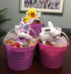 Neptune Society San Antonio, TX - Easter Basket Donations for  Local Nursing Homes and  Hospice Care Centers