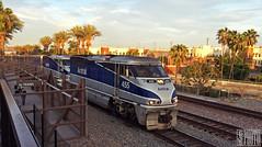 2014-07-27 Fullerton CA AMTK455 F59PHi (gravelydude1966) Tags: train railroad locomotive emd f59phi amtrak amtk amtk455 amtk459 fullerton california surfliner passenger commuter