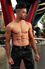 IMG_7706h (Defever Photography) Tags: male ghent fitness portrait 6pack