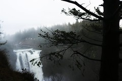 (NebulaBlood) Tags: snoqualmie snoqualmiefalls waterfall nature forest beautiful water earth