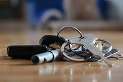 Always misplacing my keys... (MomOfJasAndTam) Tags: key keys misplace keychain whistle fob keyfob misplacing