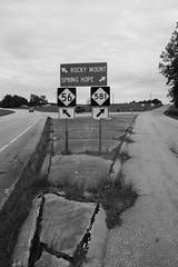 Fork In the Road (Adam's Journey) Tags: 2017 northcarolina franklincounty nc56 nc581 favorites signs 5favorites