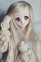 (Elffline) Tags: dollfiedream mariko sensei doll custom elffline bjd anime manga japan cute kawaii animedoll girl volks volksdoll
