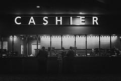 Cashier Stand Luxor Las Vegas
