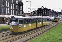 RET (Rotterdam) tram 377 Maashaven/Brieselaan (jc_snapper) Tags: tram tramway tramvaj tramvaje tranvie tranvia strassenbahn streetcar ret rotterdam gt8 werkspoor düwag duewag maashaven