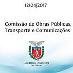 Comissão de Obras Públicas, Transportes e Comunicação