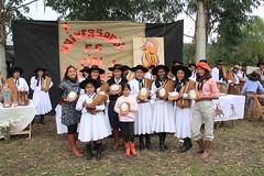 IMG_7554 (AgendaGauchaJujuy) Tags: aniversario fortingauchoelpialdereyes almuerzo criollo baile gauchos gauchas paisanas villajardíndereyes jujuy argentina